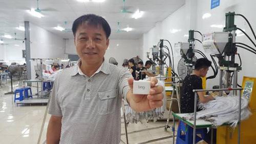 Giấc mơ lớn của CEO phụ kiện điện thoại Bagi - 2