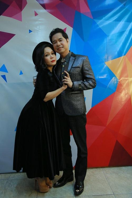 Việt Hương kể xấu Ngọc Sơn trên sóng truyền hình - 1