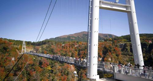 Vẻ đẹp xao xuyến Thu Kyushu – Nhật Bản - 7