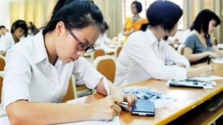 Tin mới nhất về kỳ thi THPT quốc gia 2017 - 1
