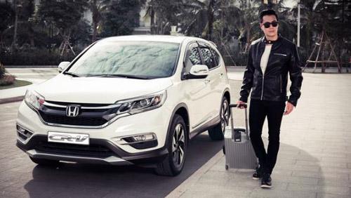 """Honda Việt Nam giới thiệu CR-V phiên bản đặc biệt – """"Đúng chất, xứng tầm"""" - 2"""