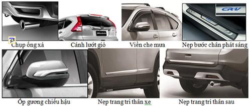"""Honda Việt Nam giới thiệu CR-V phiên bản đặc biệt – """"Đúng chất, xứng tầm"""" - 4"""