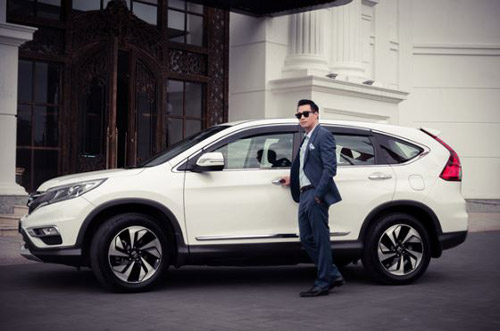 """Honda Việt Nam giới thiệu CR-V phiên bản đặc biệt – """"Đúng chất, xứng tầm"""" - 5"""
