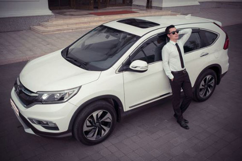 """Honda Việt Nam giới thiệu CR-V phiên bản đặc biệt – """"Đúng chất, xứng tầm"""" - 1"""