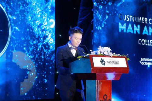 Phan Nguyễn khuấy động làng thời trang với Fashion Show Thu Đông 2016 - 1