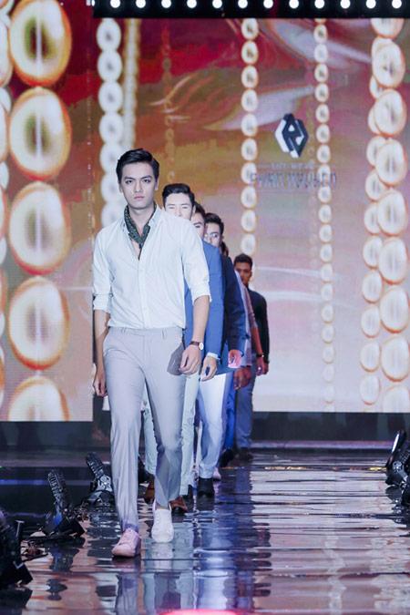 Phan Nguyễn khuấy động làng thời trang với Fashion Show Thu Đông 2016 - 5