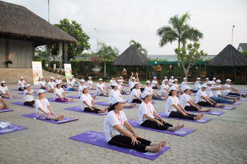 Hành trình tái tạo cơ thể của người Việt phòng chống các bệnh mãn tính - 4