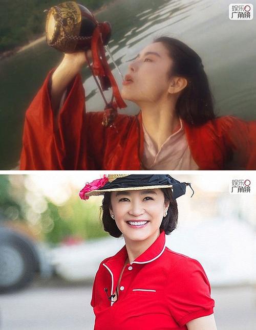 """""""Dung Ma Ma"""" và loạt sao ác độc nhất phim cổ trang TQ giờ ra sao? - 12"""