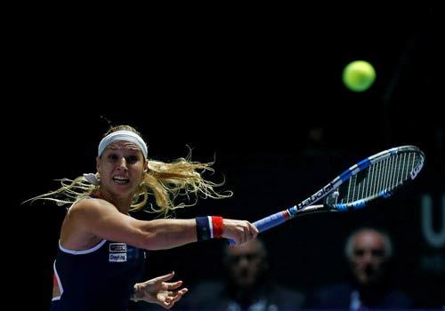 Cibulkova và câu chuyện cổ tích WTA Finals 2016 - 2