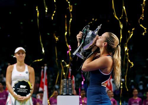 Cibulkova và câu chuyện cổ tích WTA Finals 2016 - 8