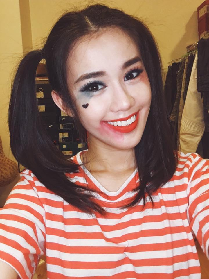 Sao Việt hóa trang Halloween rùng rợn dọa fan đứng tim - 4