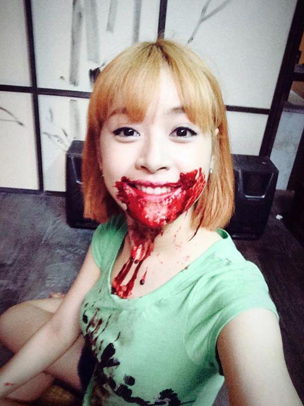 Sao Việt hóa trang Halloween rùng rợn dọa fan đứng tim - 9