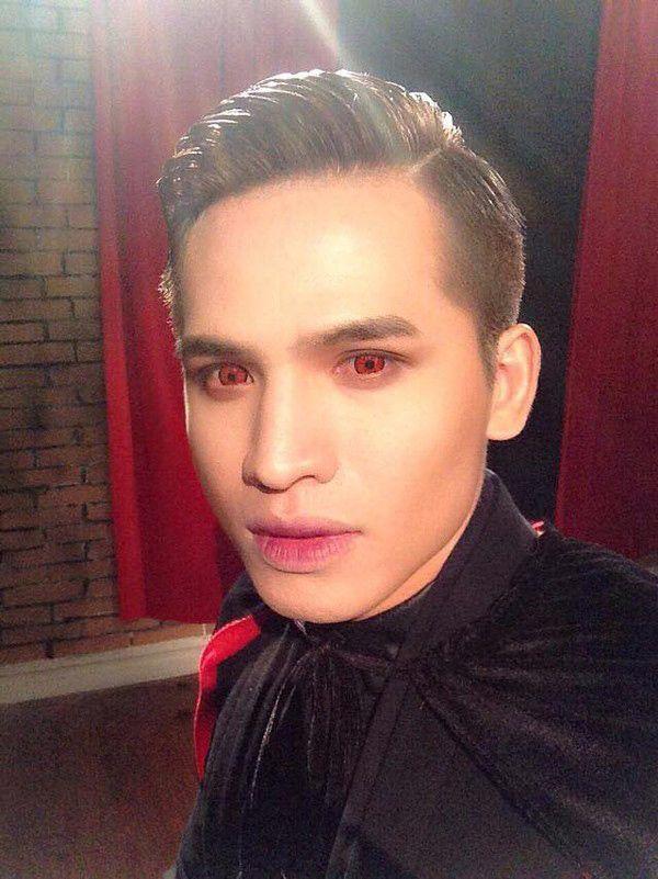 Sao Việt hóa trang Halloween rùng rợn dọa fan đứng tim - 13