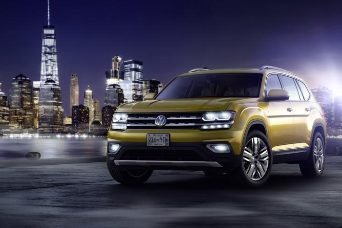 """VW Atlas 2018 - """"Át chủ bài"""" của VW tại Mỹ - 6"""