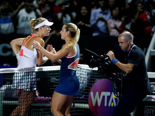 """""""Lời nguyền"""" cho các tay vợt nữ số 1 thế giới - 3"""