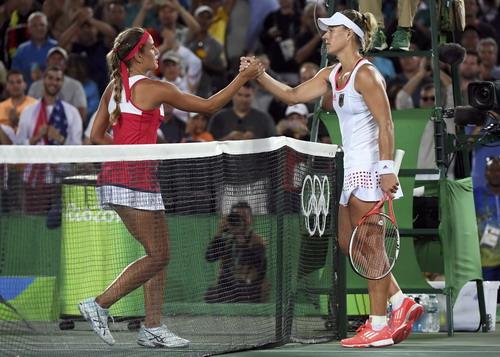 """""""Lời nguyền"""" cho các tay vợt nữ số 1 thế giới - 2"""