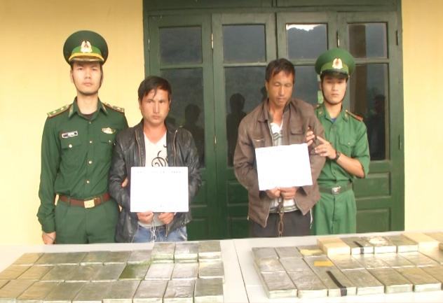 Một tháng ở rừng phá chuyên án ma túy lớn nhất xứ Thanh - 1