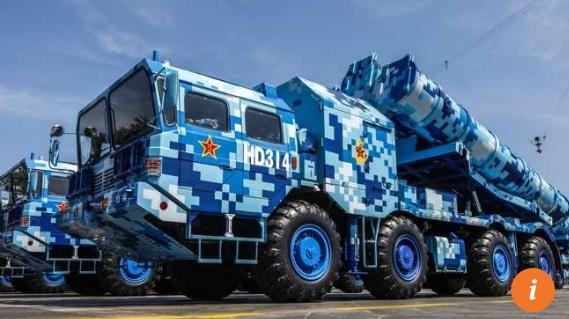 Lí do ít nước chịu mua vũ khí Trung Quốc - 3