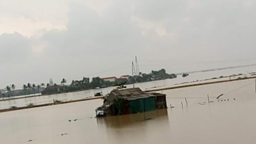 Quảng Bình: Nước sông đột ngột dâng cao, nguy cơ lũ chồng lũ - 2