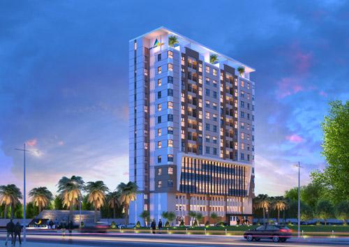 Đất Xanh giới thiệu căn hộ Officetel cao cấp tại Khu Nam - 1