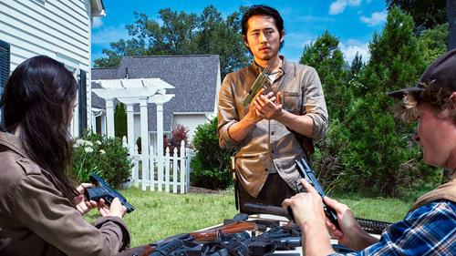 Diễn viên châu Á tử nạn trong The Walking Dead là ai? - 5