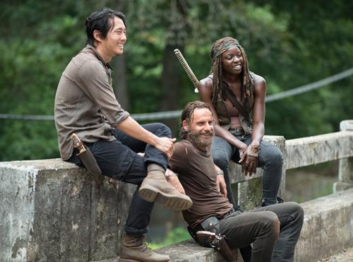 Diễn viên châu Á tử nạn trong The Walking Dead là ai? - 7
