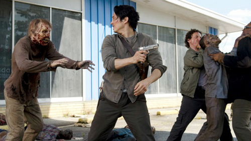 Diễn viên châu Á tử nạn trong The Walking Dead là ai? - 8