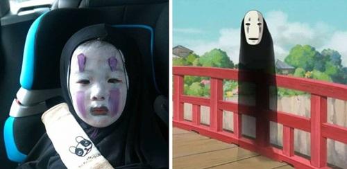 Dân mạng thế giới truy lùng cô nhóc nổi nhất mùa Halloween - 2