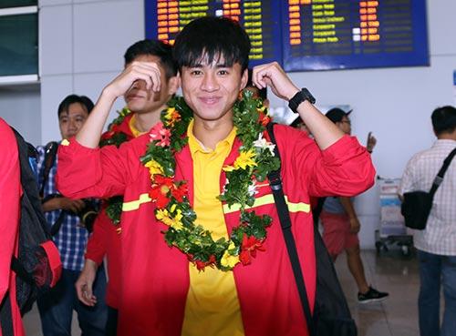 """U19 Việt Nam với kỳ tích World Cup """"đại náo"""" Tân Sơn Nhất - 3"""