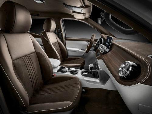 Mercedes-Benz X-Class rò rỉ, khiến vua bán tải F-150 sợ - 6