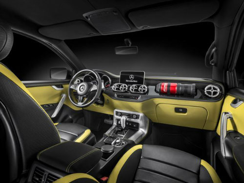 Mercedes-Benz X-Class rò rỉ, khiến vua bán tải F-150 sợ - 7