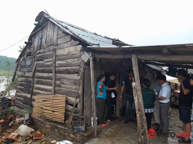 Quảng Bình: Cô học trò nghèo cùng ông đi xin ăn từng bữa - 1