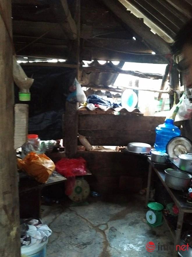 Quảng Bình: Cô học trò nghèo cùng ông đi xin ăn từng bữa - 2