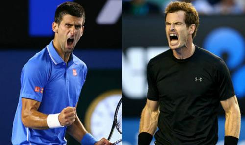 """BXH tennis 31/10: Murray """"đốt đuốc"""" phía sau Djokovic - 1"""