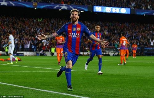 Trước lượt 4 Champions League: Chờ Pep tính sổ Barca - 1