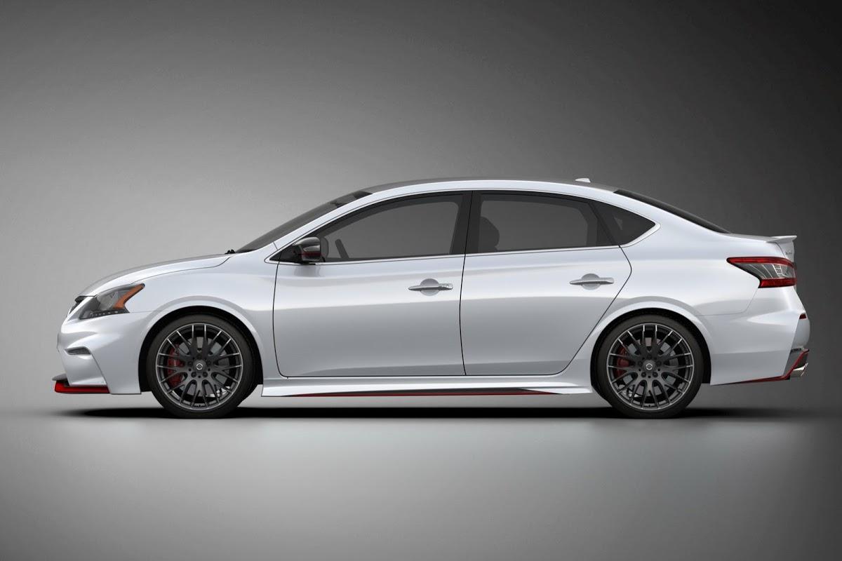 Nissan Sentra NISMO phiên bản sản xuất lộ diện - 3