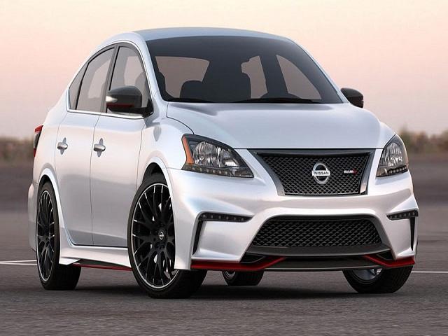Nissan Sentra NISMO phiên bản sản xuất lộ diện - 1