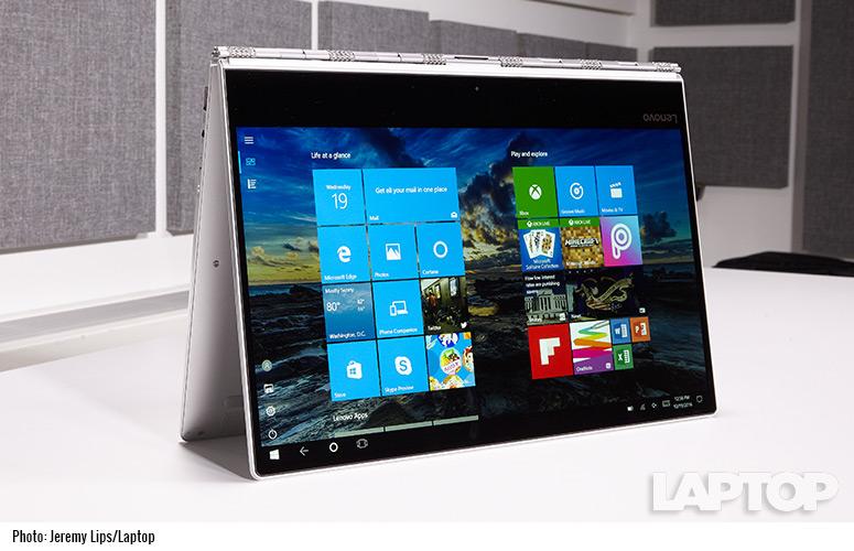 Lenovo Yoga 910: laptop 2 trong 1 tuyệt vời - 6