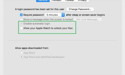 Mở khóa MacBook thông minh bằng Apple Watch - 2