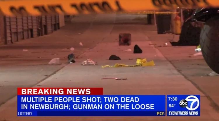Đi chơi Halloween, hai thiếu niên Mỹ bị bắn chết - 1