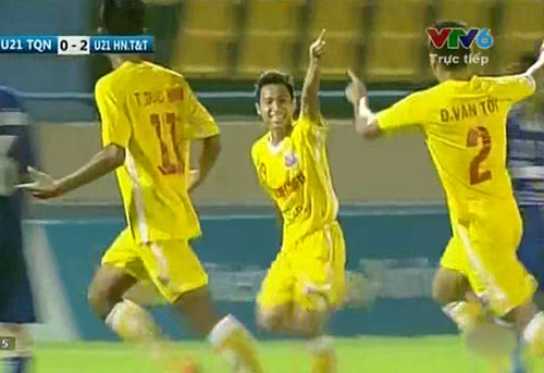 U21 Than QN – U21 Hà Nội T&T: Siêu phẩm phút bù giờ - 1