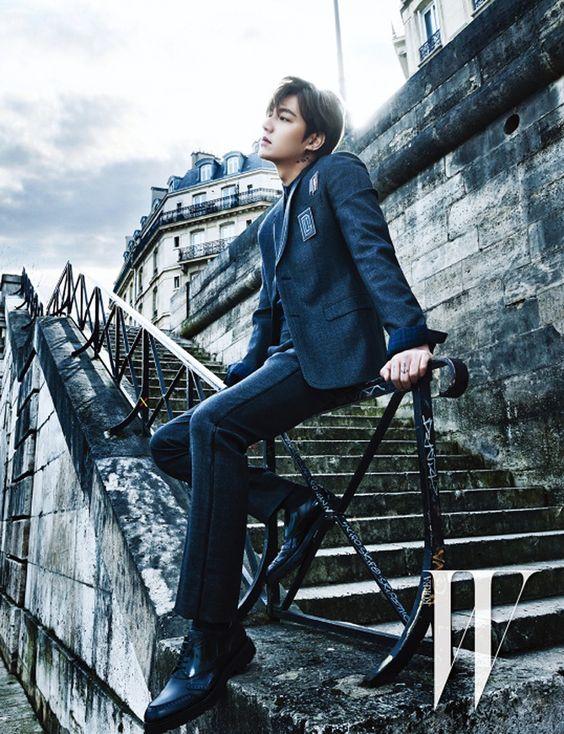 Muốn mặc đẹp như Lee Min Ho, hãy sở hữu 5 món đồ này - 1