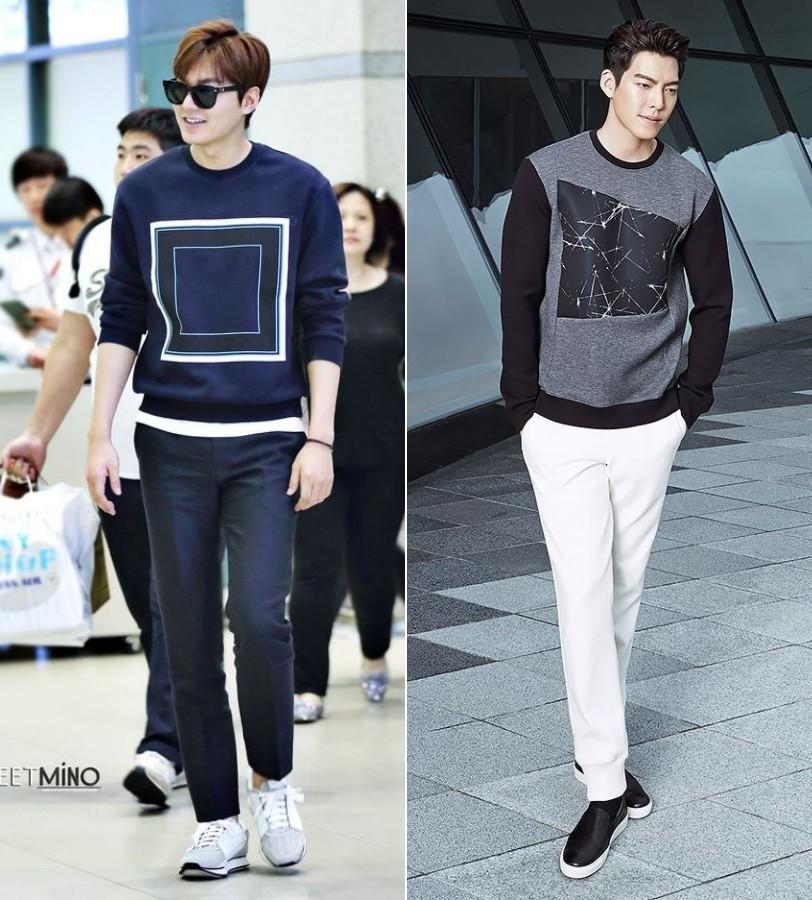 Muốn mặc đẹp như Lee Min Ho, hãy sở hữu 5 món đồ này - 11