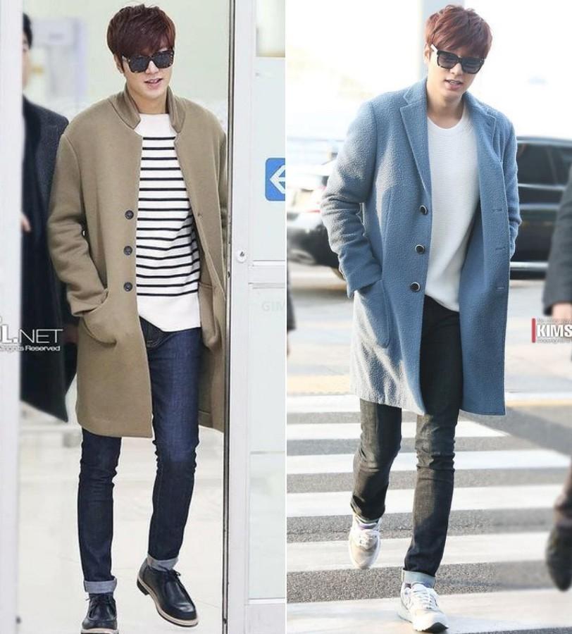 Muốn mặc đẹp như Lee Min Ho, hãy sở hữu 5 món đồ này - 14