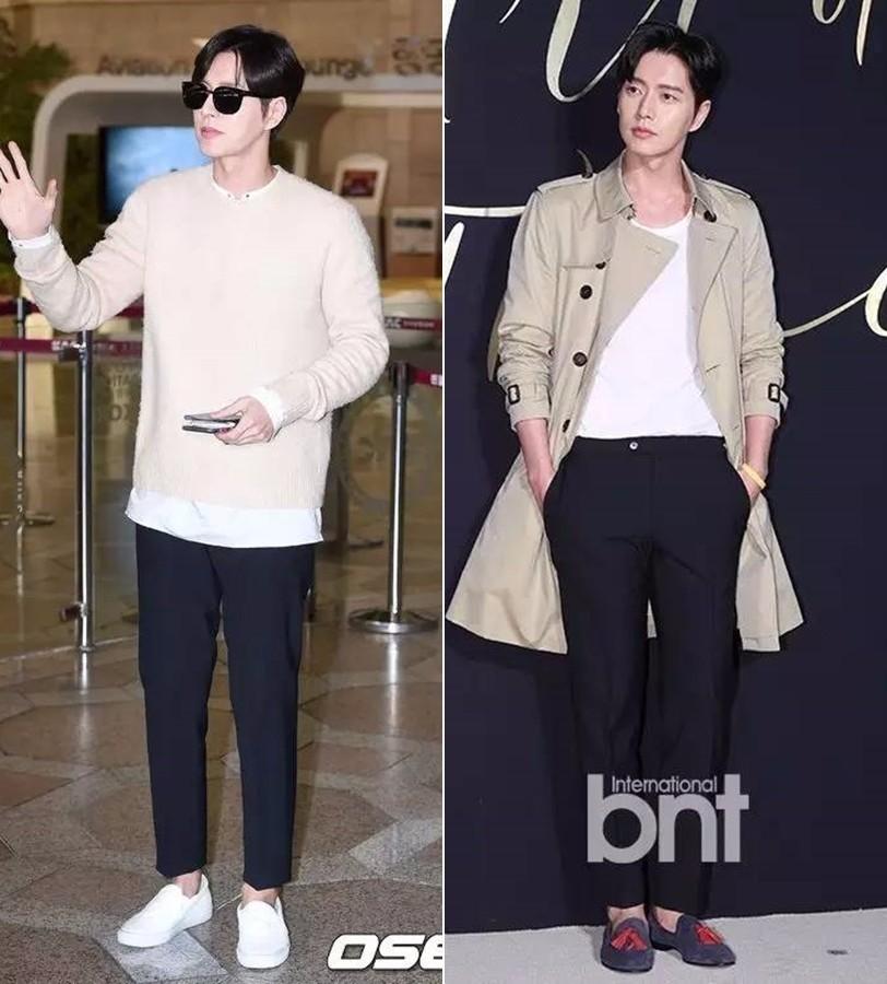 Muốn mặc đẹp như Lee Min Ho, hãy sở hữu 5 món đồ này - 17