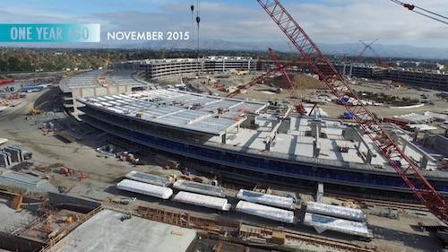 """Cận cảnh """"phi thuyền không gian"""" Campus 2 của Apple - 1"""