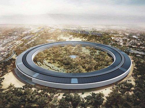 """Cận cảnh """"phi thuyền không gian"""" Campus 2 của Apple - 12"""