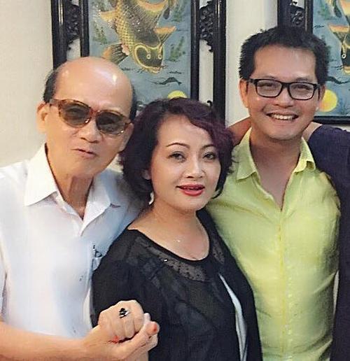 Sao Việt bàng hoàng nghe tin nghệ sĩ Phạm Bằng ra đi - 4
