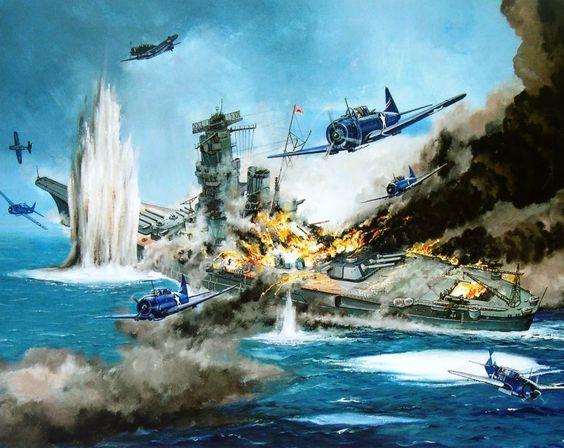 Trận hải chiến lớn chưa từng thấy trong lịch sử hiện đại - 1