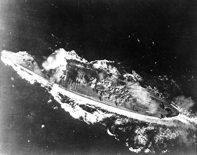 Trận hải chiến lớn chưa từng thấy trong lịch sử hiện đại - 5